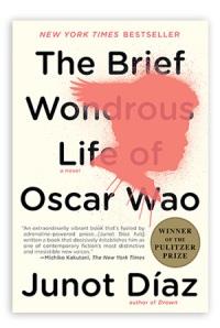 Oscar Wao J Diaz front cover