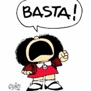 Basta cartoon