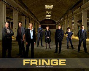 Fringe S1 cast
