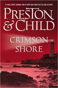 Crimson Shore pendergast Lincoln Child
