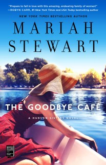 THE GOODBYE CAFE Mariah Stewart book cover